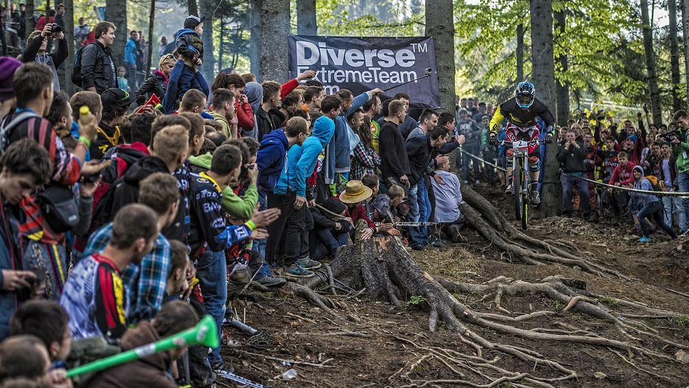 Diverse Downhill Contest w 2015r.