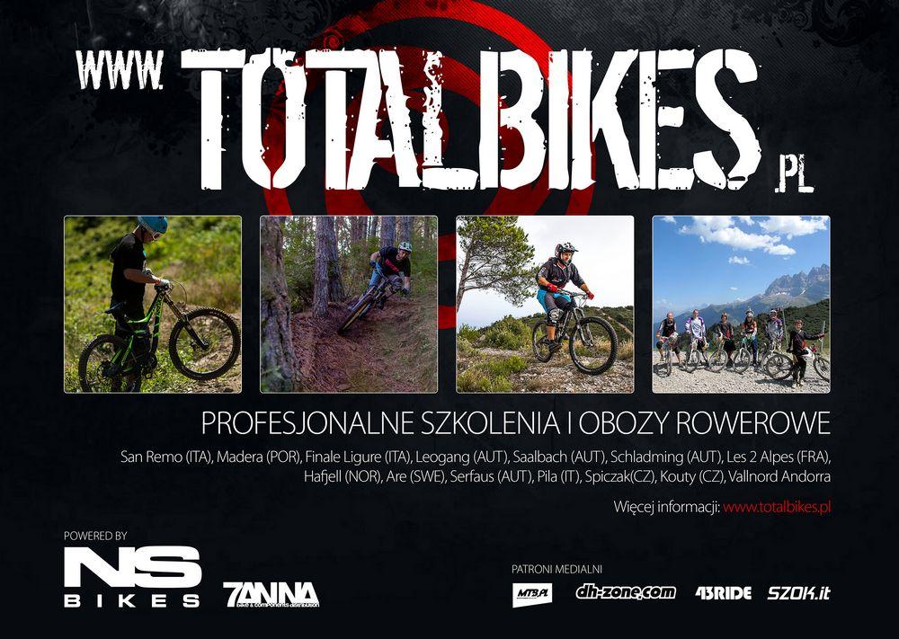 Obozy Totalbikes 2015