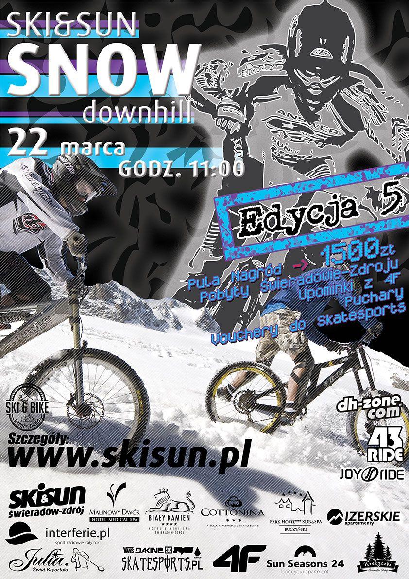 4 edycja SKI&SUN Snow Downhill już niedługo