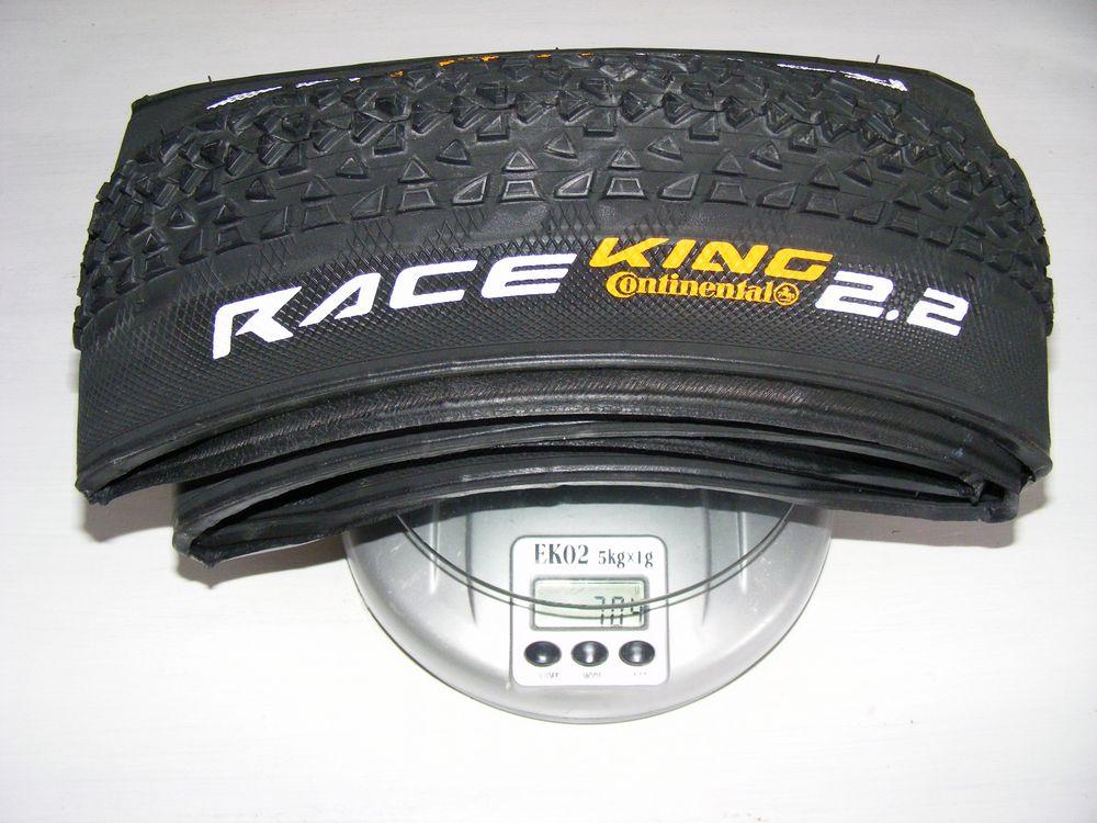 Opony Continental Race King - test długodystansowy