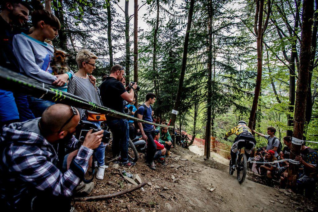 Relacja wideo i wypowiedzi po Diverse Downhill Contest na Górze Żar