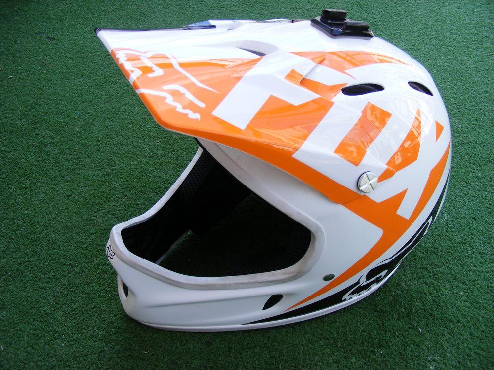Test kasku Fox Rampage Race 2015