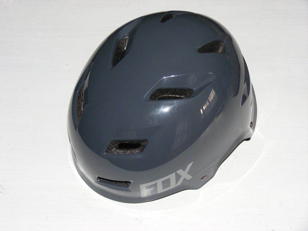 Test kasku Fox Transition Hard Shell