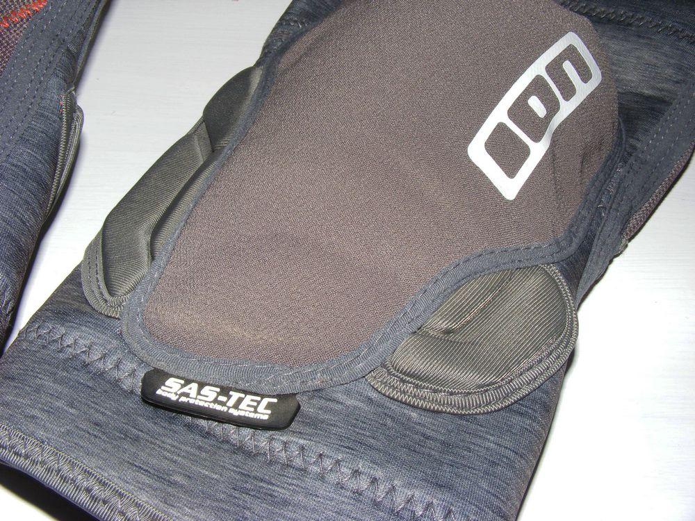 Rzut okiem na ochraniacze na kolana ION K-Lite
