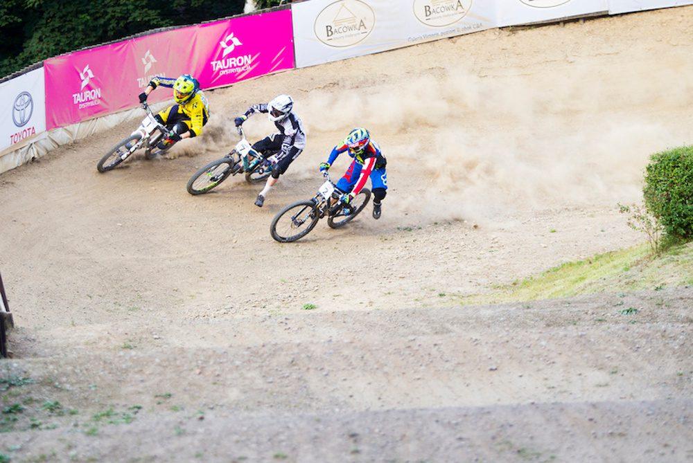 Polskie zawody rowerowe w 2018 roku