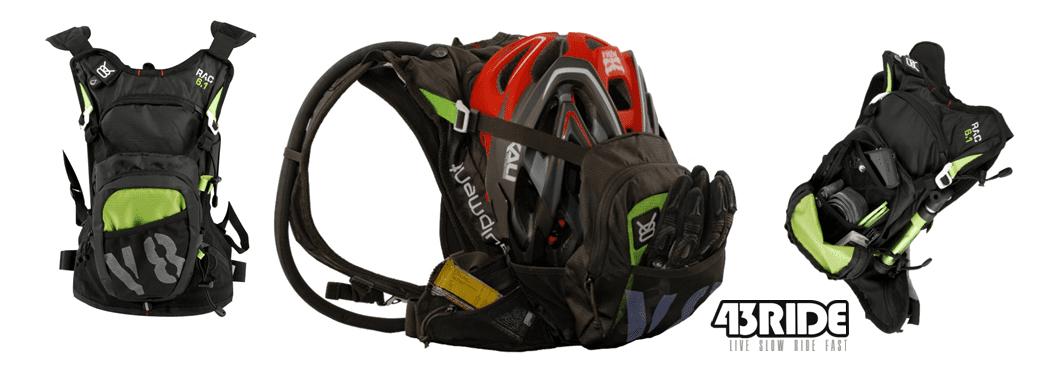 84b0ae36c5949 V8 - Plecaki do zadań specjalnych | freeride | enduro - 43RIDE ...