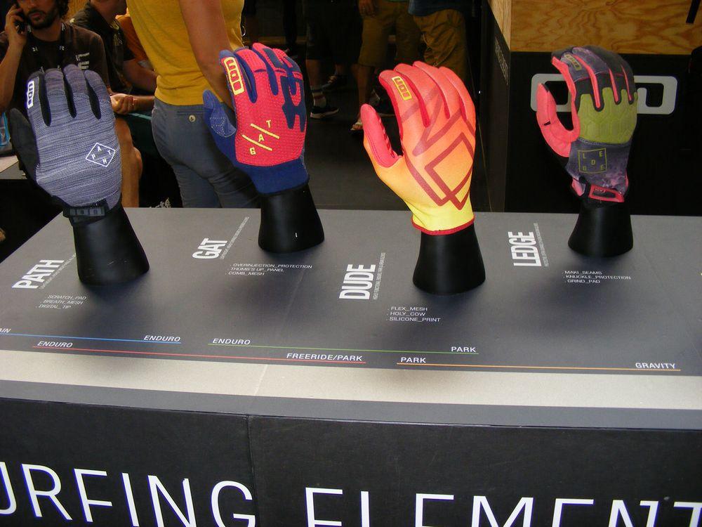 Eurobike 2015 - część piąta: Hope, Alpinestars, Endura, ION, DMR, e.thirteen