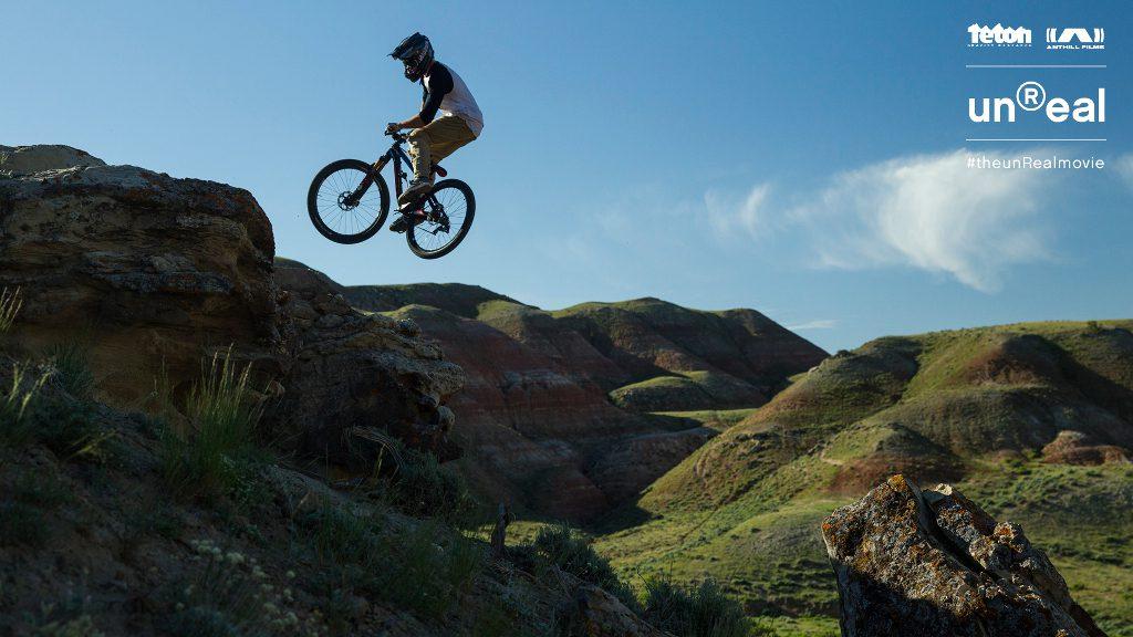 Największe filmowe wydarzenie rowerowe roku - unREAL wchodzi na ekrany kin