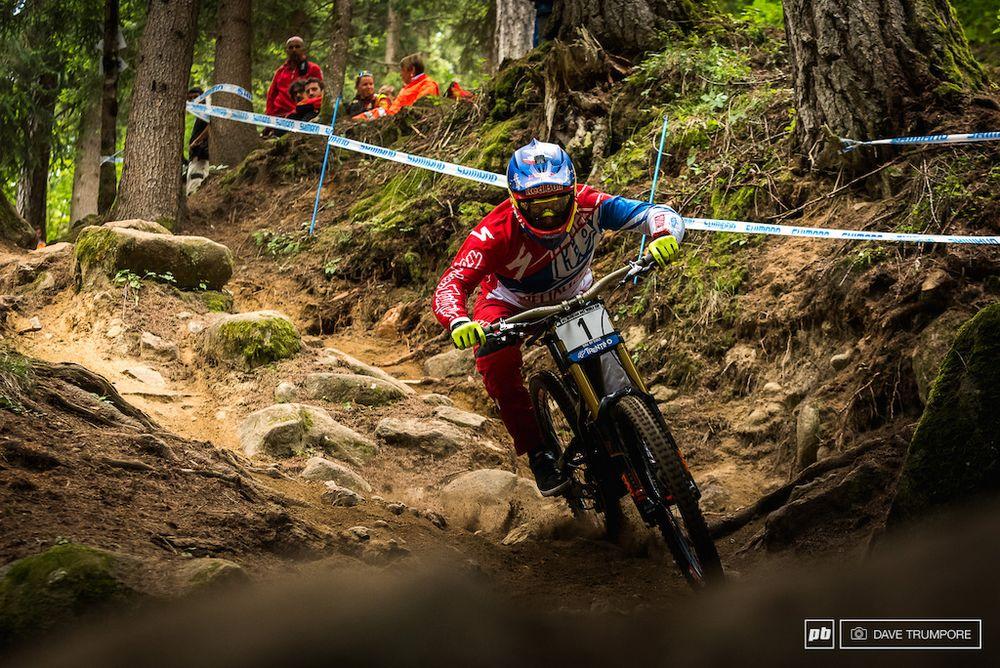 Puchar Świata DH 2015: Aaron Gwin i Rachel Atherton triumfują w Val di Sole oraz klasyfikacji końcowej