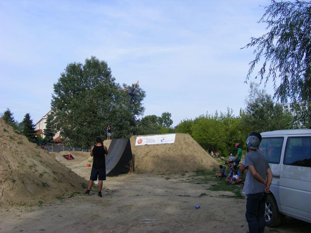 Wombat Dirt Jumping Cup #3 - Szymon Godziek wygrywa w Warszawie