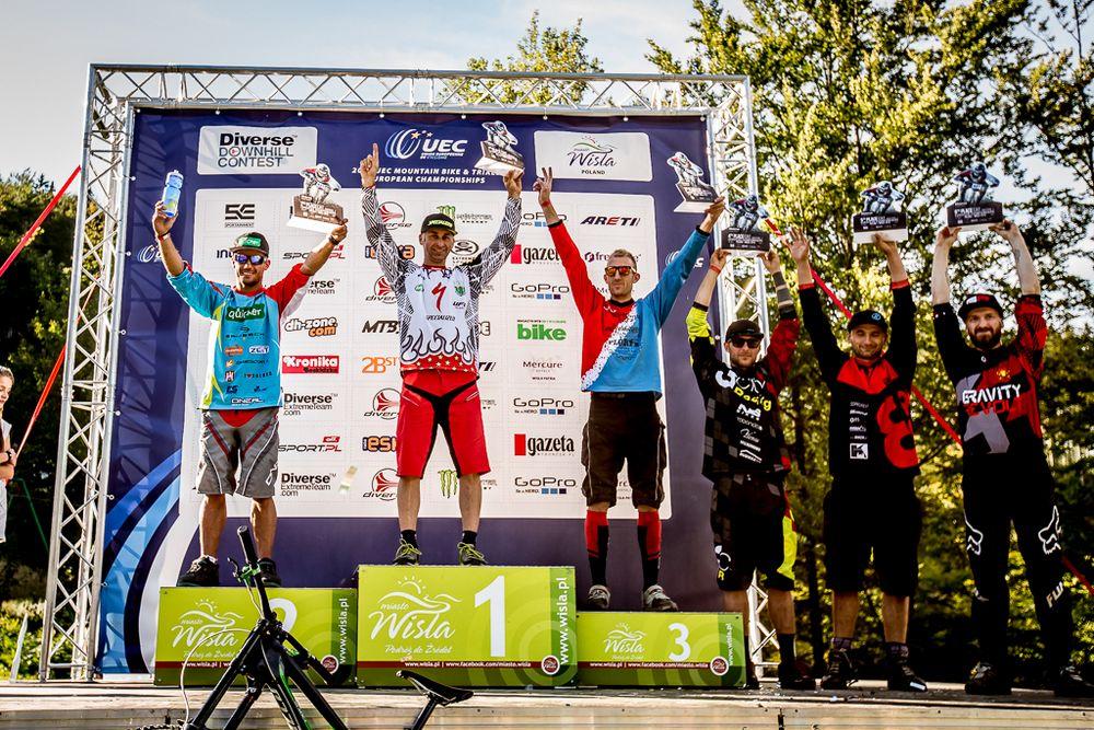 Diverse Downhill Contest – historyczny sukces Polaka