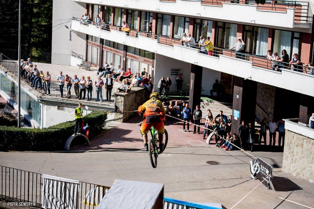 Downhill City Tour Ustroń - relacja