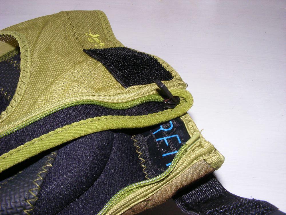 Ochraniacze na kolana ION K_Lite ZIP 2016