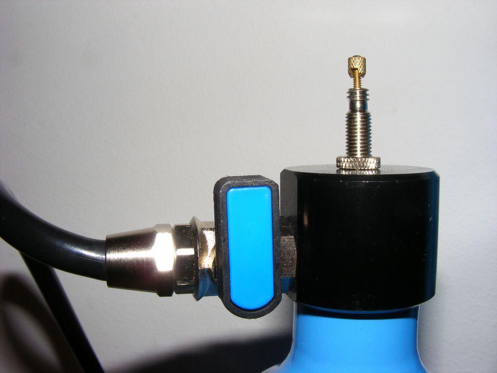 Airshot butla - kompresor: pierwsze wrażenie