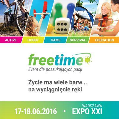 Event dla poszukujących pasji FreeTime