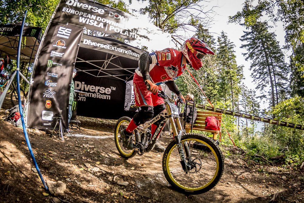 Diverse Downhill Contest: Mistrzostwa Europy w kolarstwie zjazdowym wracają do Wisły