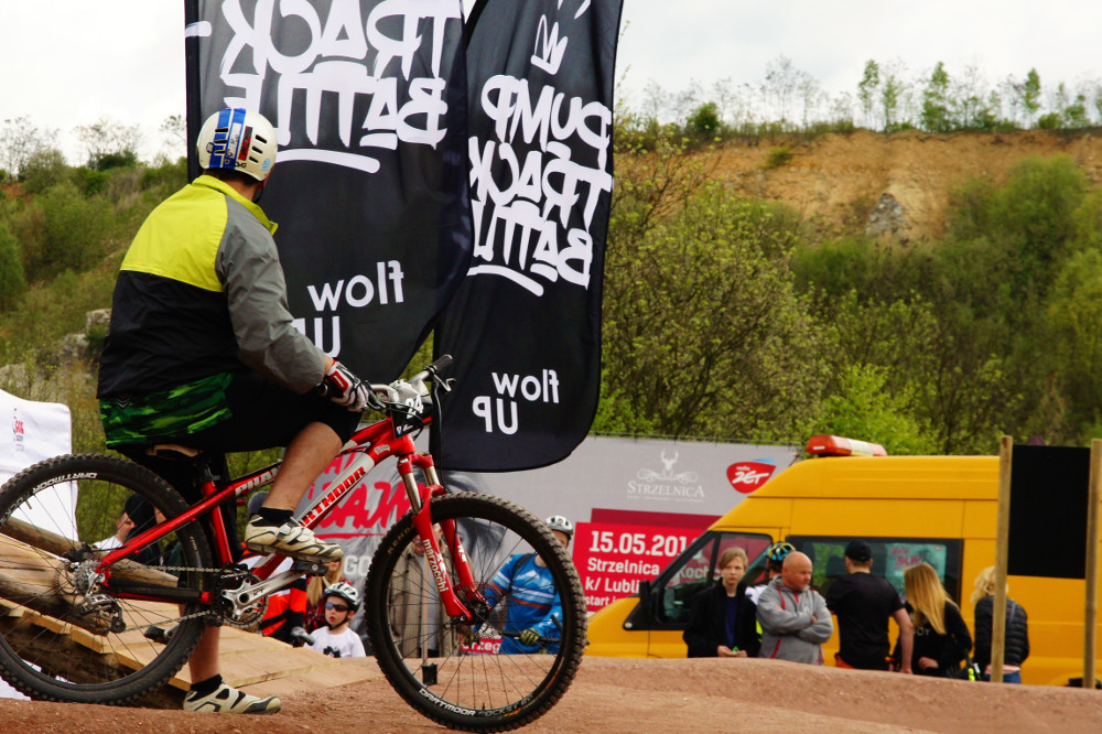 Otwarcie toru w Rędzinach: XC Eliminator oraz Puchar Pump Track Battle