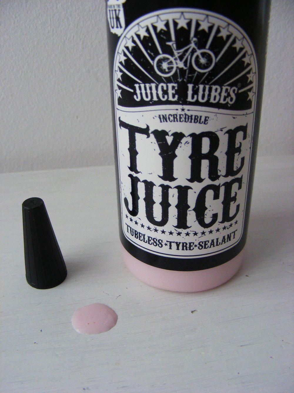 Uszczelniacz do opon Juice Lubes - Tyre Juice