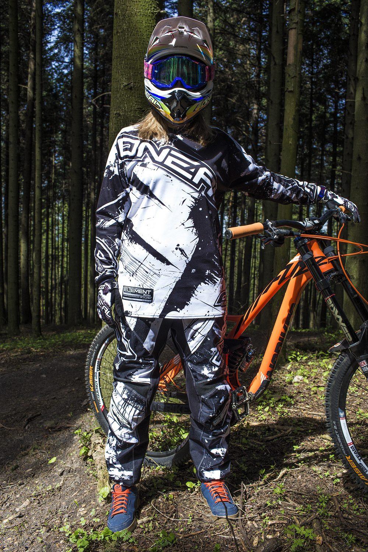Damski komplet ubrań ONeal Shocker - pierwsze wrażenie