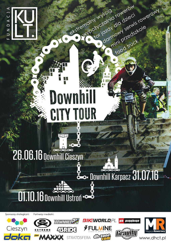 Urban Downhill powraca do Cieszyna!