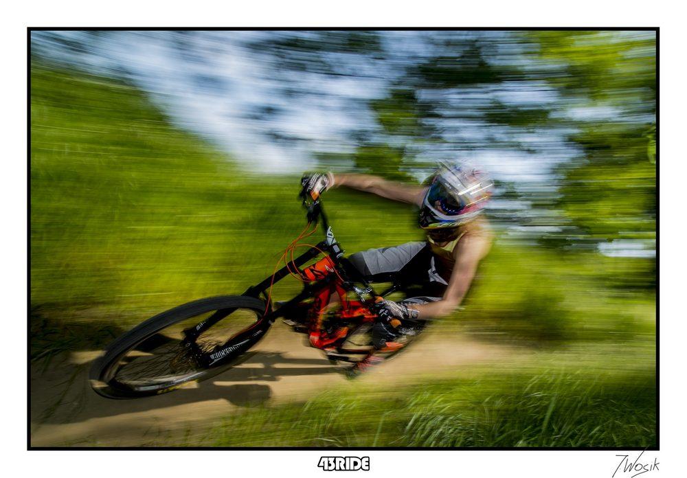 NS Bikes Fuzz 2016 - testy trwają