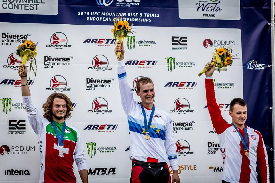 Diverse Downhill Contest – Sławek Łukasik Mistrzem Europy!