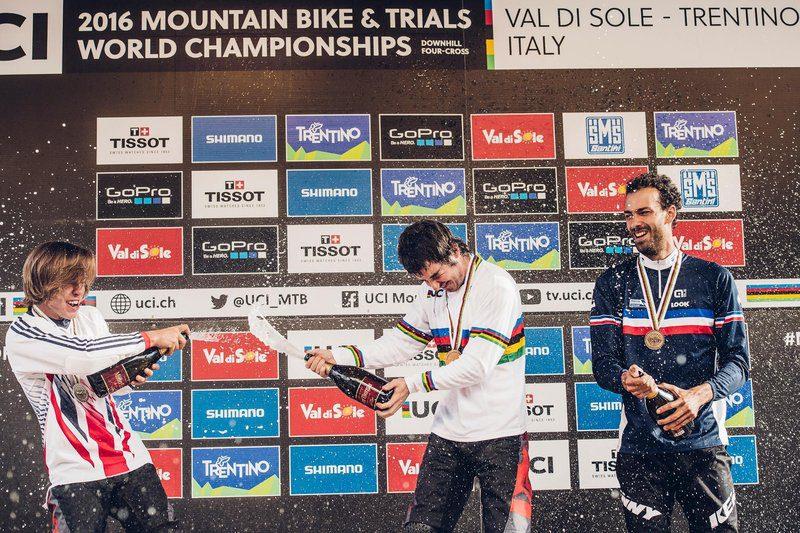 Wyniki Mistrzostw Świata DH 2016 w Val di Sole