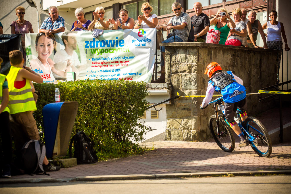 Downhill City Tour 2016 - relacja z Ustronia