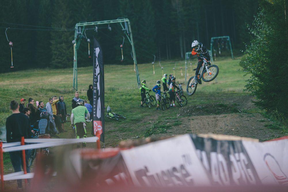 Było jeżdżone! Pożegnanie sezonu rowerowego z Local Series of Downhill!