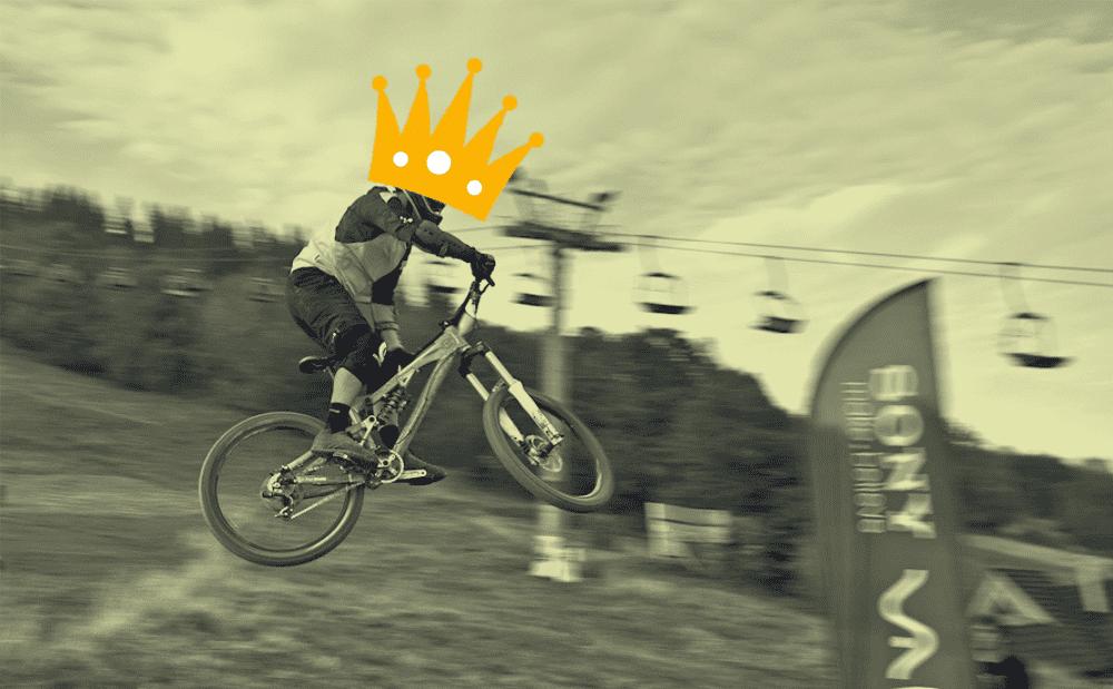 Na codzień możesz kolekcjonować retro-rowery MTB, by od święta latać jak pro.