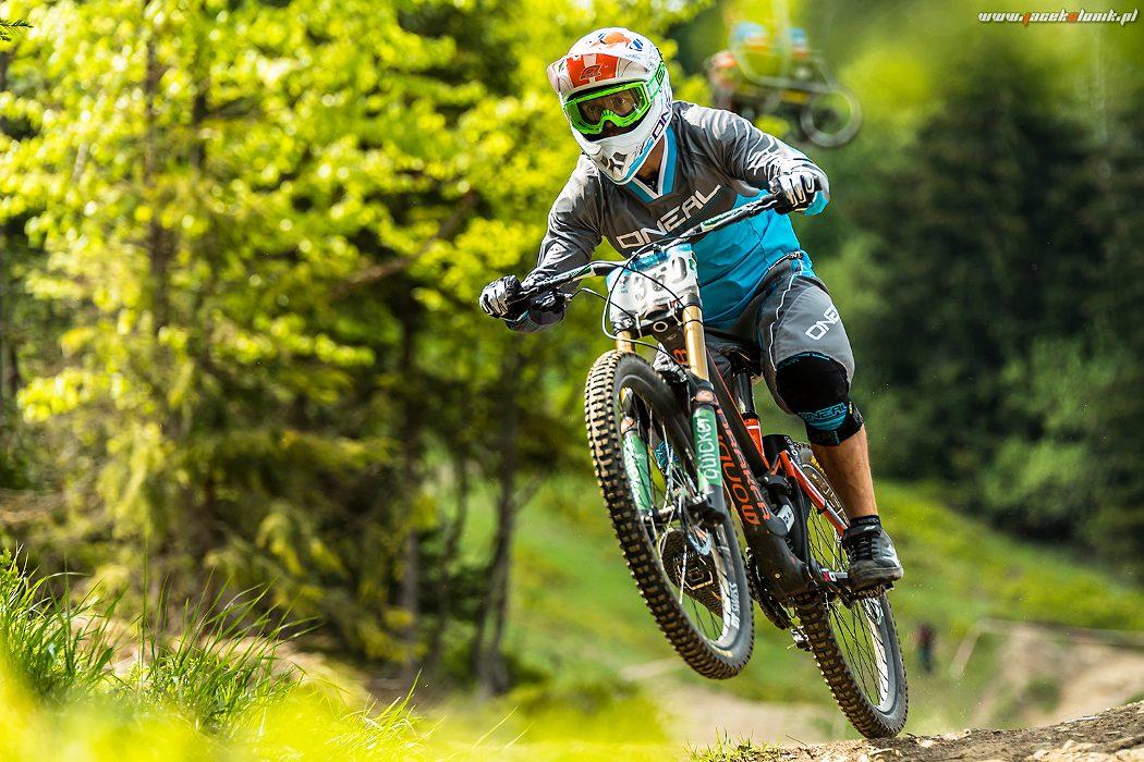 Artur Miśkiewicz: uważam, że każdy powinien stawiać na radość z jazdy rowerem