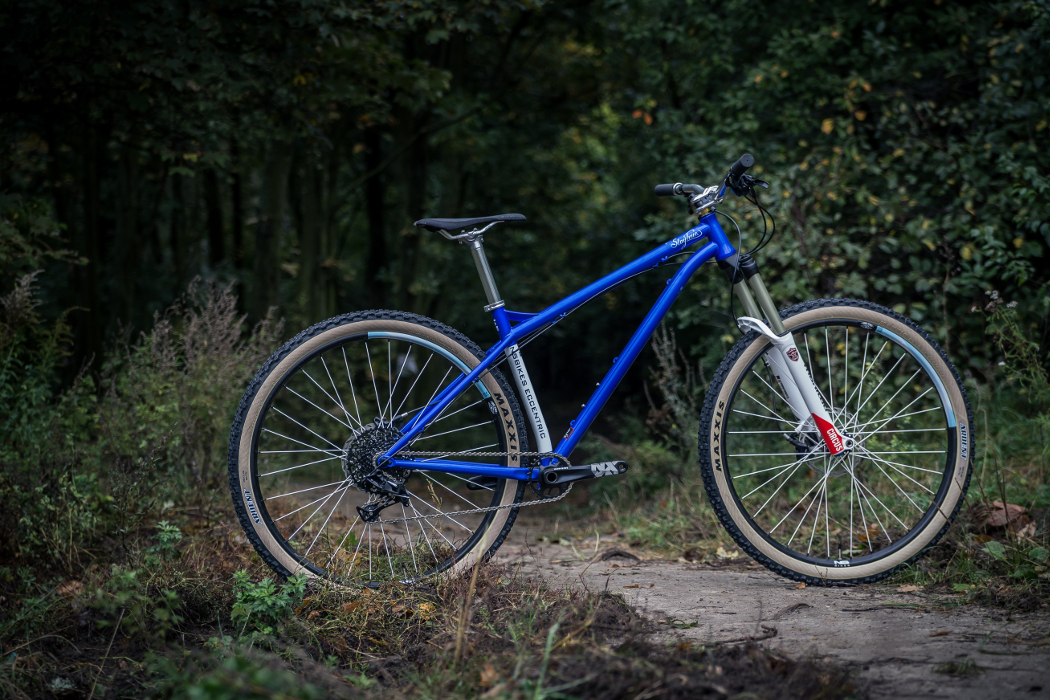 Eccentric Cromo 29er - Go Hard(Tail) or Go Home
