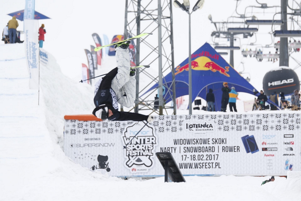 Finał Honor Winter Sports Festival 2017 powered by Huawei
