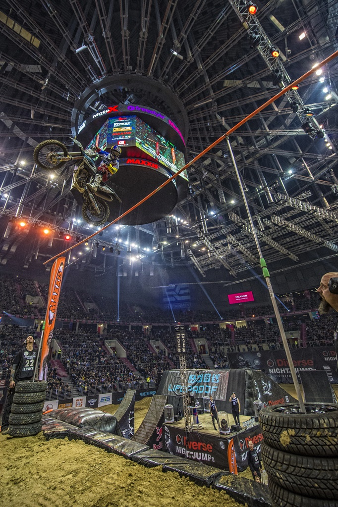 Diverse NIGHT of the JUMPs: Mistrzostwa Świata FMX i rowerowy Puchar Świata FMB World Tour już za cztery dni