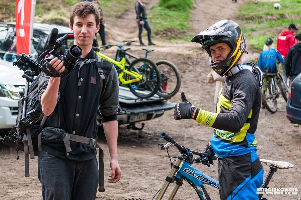 Jakub Kocjan: chcę cieszyć się z każdej chwili spędzonej na rowerze