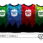 Jersey FOREST | 43RIDE | pre-order