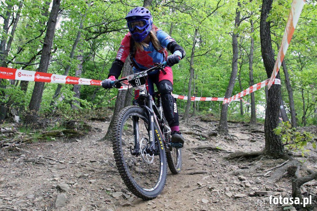 Kellys Enduro MTB Series 2017: Walka on-sight w Srebrnej Górze