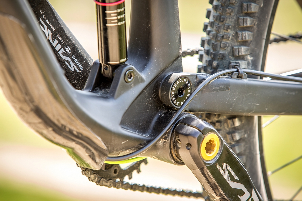 Budujemy endurówkę: NS Bikes Snabb Carbon 2017