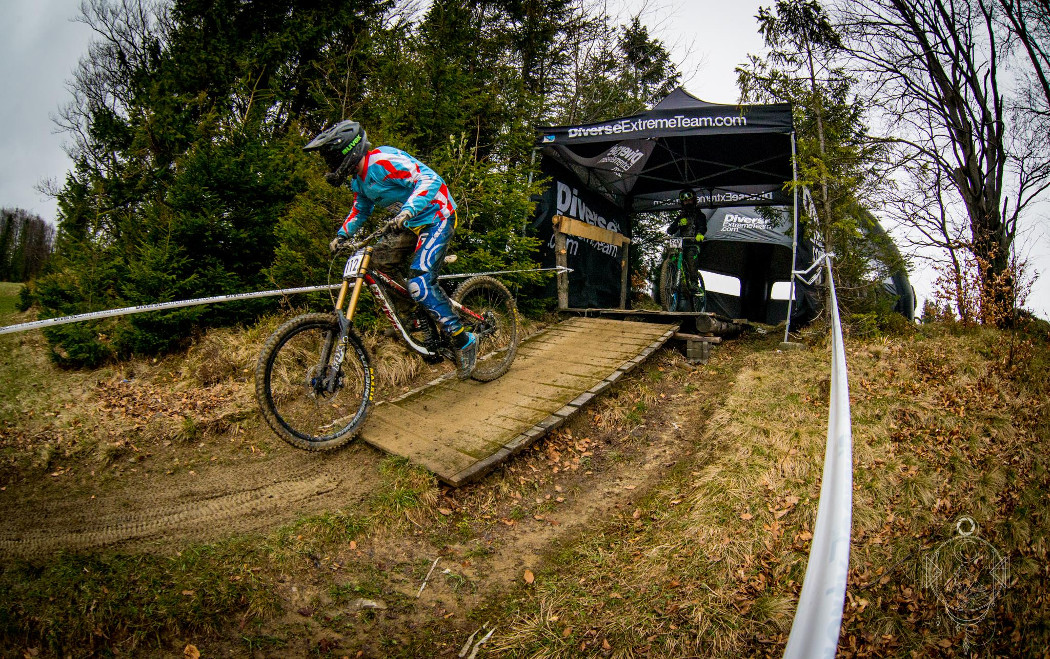 Kasina Wielka kolejnym przystankiem downhillowego Pucharu Polski DH