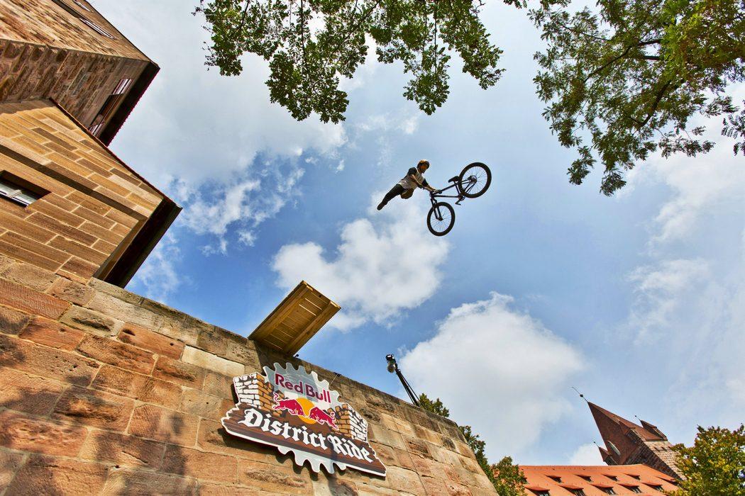 Zapowiedź Red Bull District Ride 2017