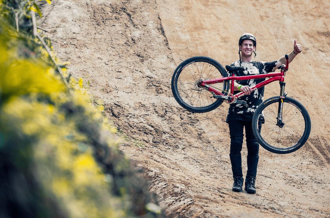 Limitowana wersja NS Bikes Decade - Sam Pilgrim