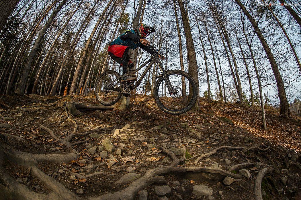 Wojciech Bajor: chcę spędzać każdą wolną chwilę na rowerze!