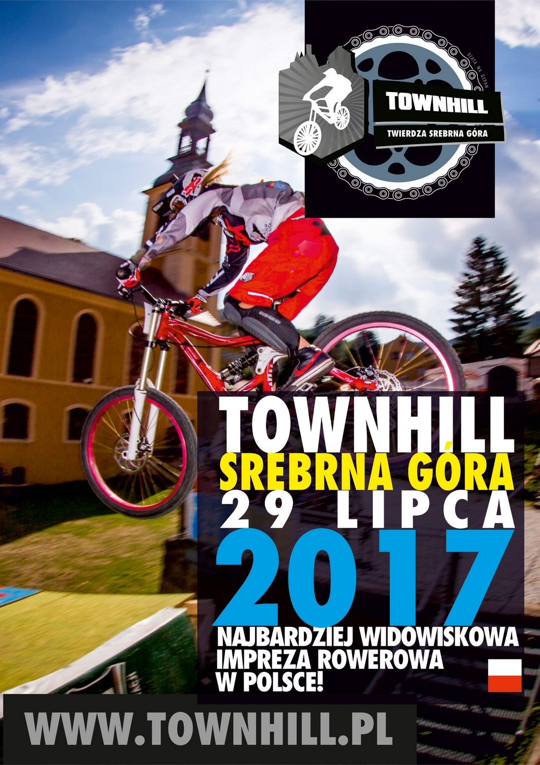 Townhill Srebrna Góra 2017