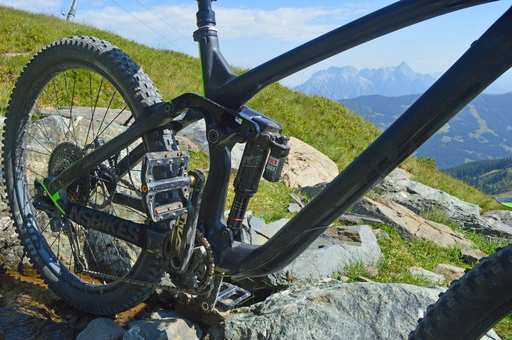 NS Bikes Snabb carbon - wrażenia na półmetku testów