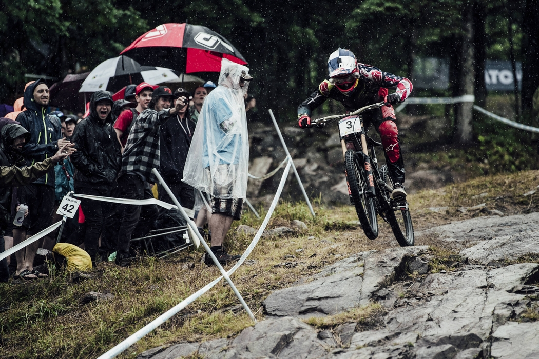 Zapowiedź szóstej rundy Pucharu Świata DH - Mont-Sainte-Anne