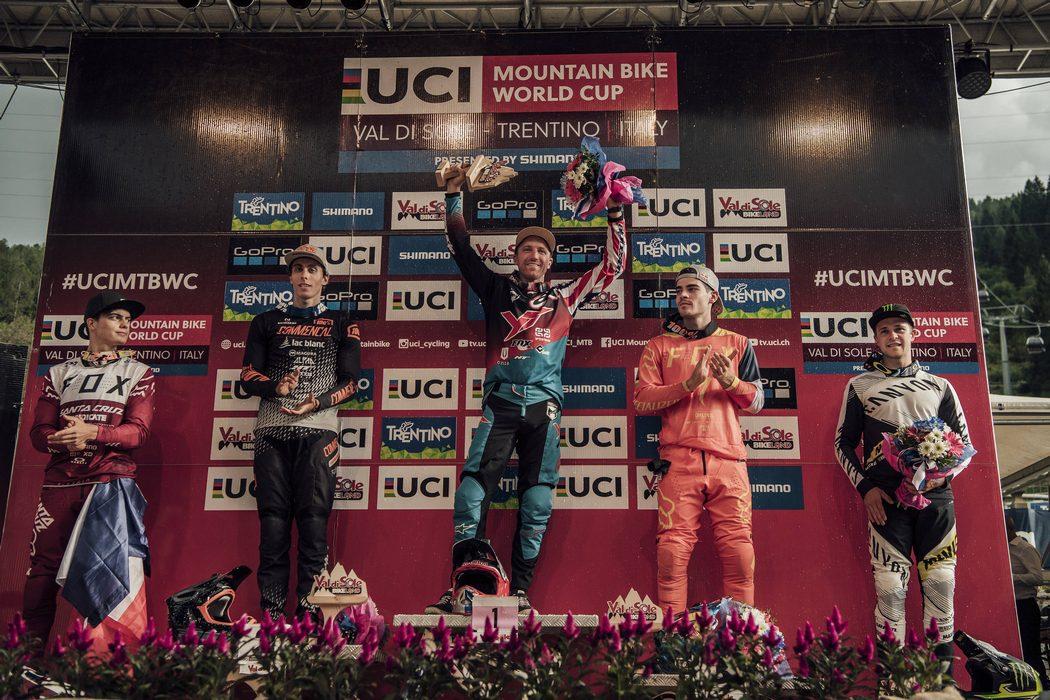 Puchar Świata DH 2017 #7: Tahnee Seagrave i Aaron Gwin wygrywają w Val di Sole