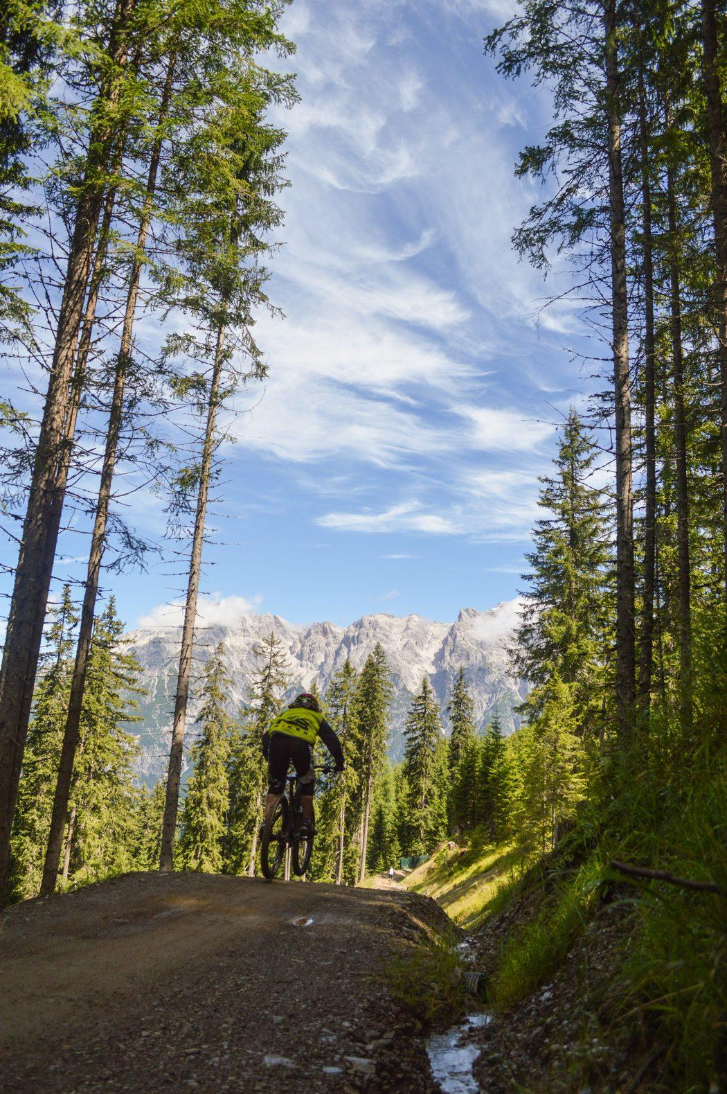Odkrywamy region Saalfelden Leogang - część 1: Bike Park Leogang