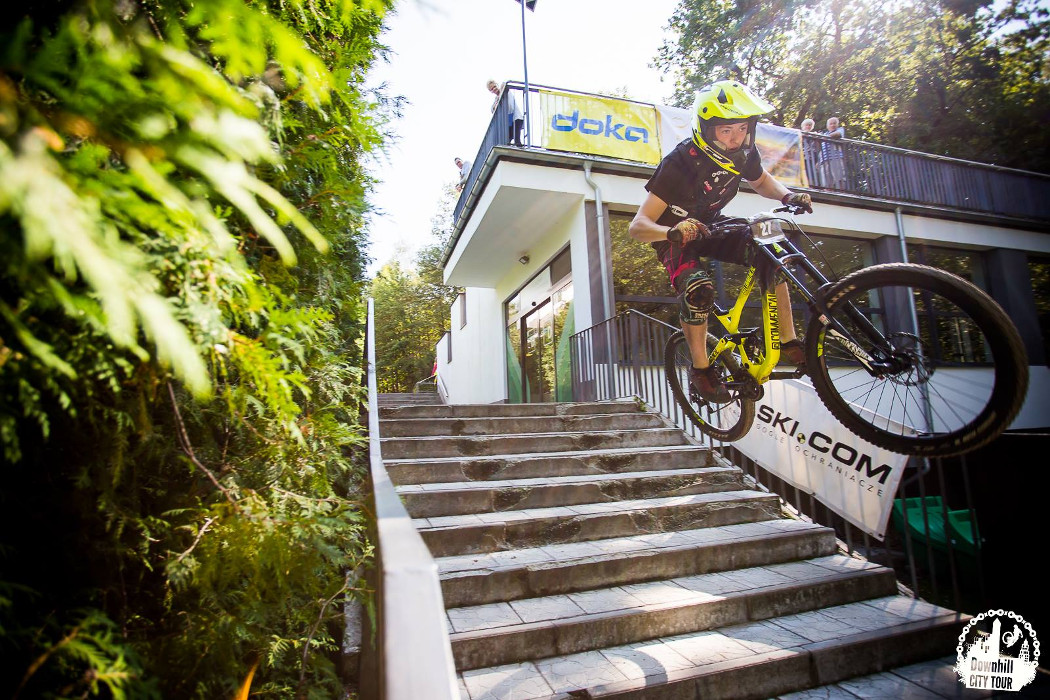 Finałowa edycja Downhill City Tour 2017
