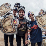 Nicholi Rogatkin triumfuje podczas Red Bull District Ride 2017
