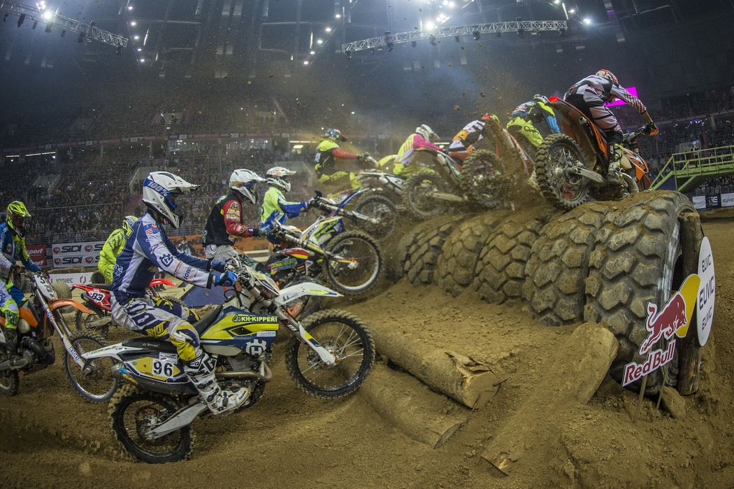 Oficjalna zapowiedź video motocyklowych Mistrzostw Świata Super Enduro